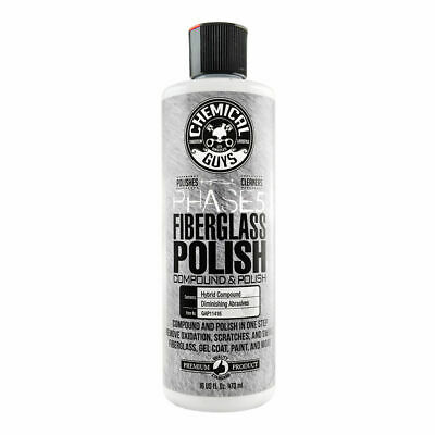 Chemical Guys GAP11416 - Phase 5 Polish and Compound (16 oz)