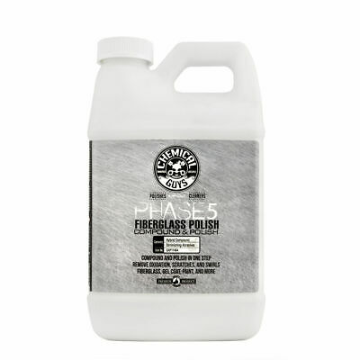 Chemical Guys GAP11464 - Phase 5 Polish and Compound (64 oz)