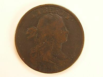 1796 1C Reverse of 1794 Draped Bust Cent