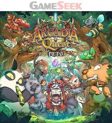 Arcadia Quest: Pets - Toys Brand New Free Delivery