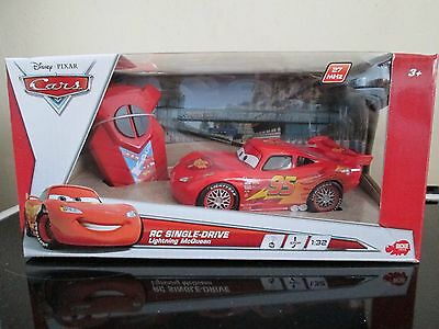 Disney Cars Lightning Mcqueen 1:32 RC Single-Drive Remote Control Car