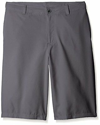 Under Armour Boys' Medal Play Shorts (Graphite/Black) YOUTH