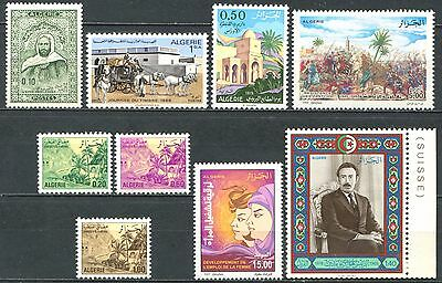 ALGERIA / ALGERIE Small Lot of Mint Stamps MNH