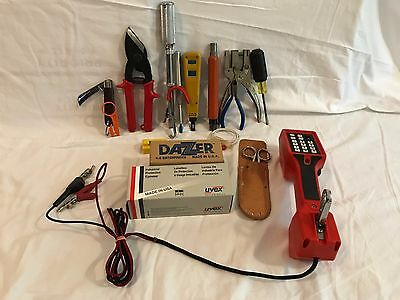 Telecommunication Small Hand Tool Bundle