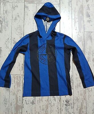 stone island hooded top NO RESERVE