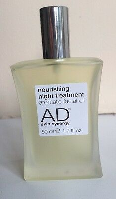 AD Skin Synergy Nourishing Night Treatment 50ml NEW