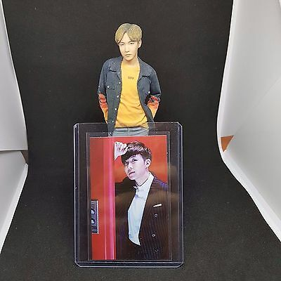 BTS Bangtan Boys Rare J-Hope Big Size Figure Limited Edition by SK Company K-POP