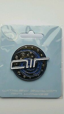 Alton Towers Limited Edition Air Rollercoaster Pin Badge