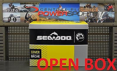 OPEN BOX Genuine Sea Doo Bombardier Cover 2014 2015 Spark 2 - Up 295100671
