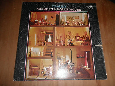 Family Music in a Dolls's house Reprise RS 6312 LP