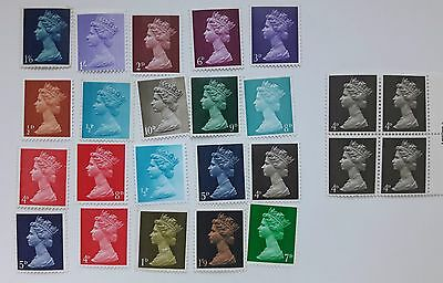 Postage Stamps Britain
