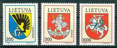 Lithuania 1992 - VF MNH**
