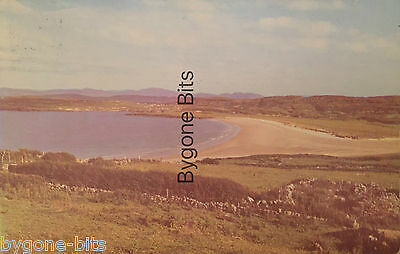 Portnablagh View from Horn Head Postcard Co Donegal Ireland.