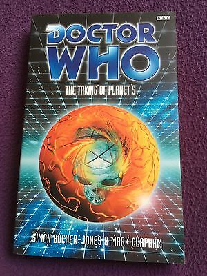 Doctor Who: The Taking of Planet 5 - S. Bucher-Jones, Mark Clapham (1st Edition…