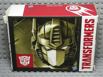 Transformers Age of Extinction - Adult Collectible - Optimus Prime Métal