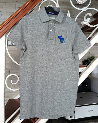 Abercrombie & Fitch Polo Neck Men's T Shirt Size : M