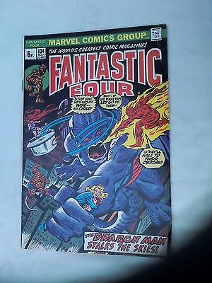 Fantastic Four #134 Marvel Comics