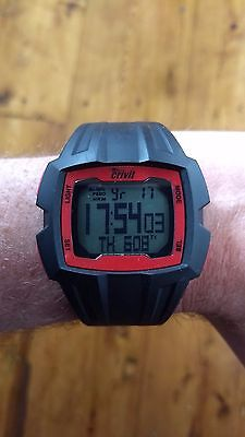Crivit Sports Watch with wireless Heart Rate Monitor
