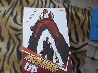 The Losers. Volume 1. Ante Up. Andy Diggle.