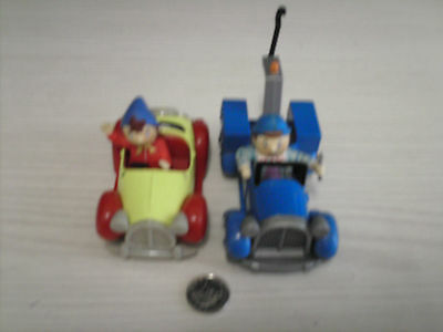 corgi collectable noddy cars with figures