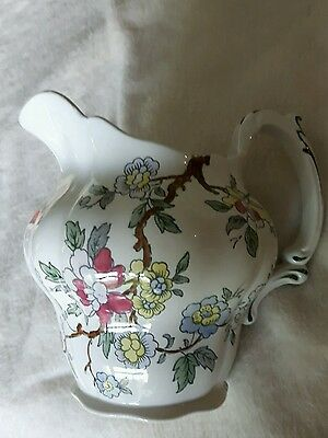 Booth Chinese Tree Milk Jug