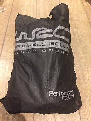 Bag Of Over 70 Passes/lanyards- World Rally Championship- Wrc- Look