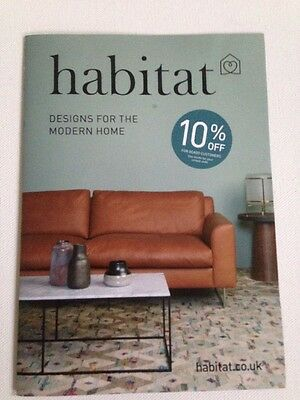 HABITAT Voucher 10% Off Instore Or Online To 16/8/17 Unique Code To 16th August