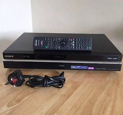 Sony DVD Recorder RDR-HXD890 HDMI - 160GB HDD - DVB Freeview + Remote