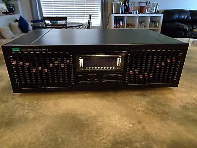 Vintage Sansui SE-8X SE 8X SE8X Stereo Graphic Equalizer EQ Made Japan Rare VTG