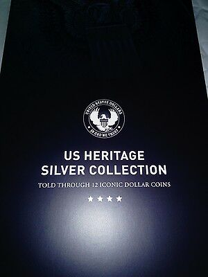 us heritage silver collection