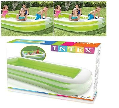 NEW Intex Swimming Pools Above Ground For Kids Floating Natural Water ORIGINAL