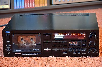 Japanese High End Tape Deck Pioneer Ct-A9 In Good Condition