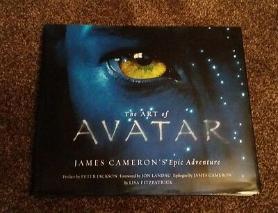 The Art of Avatar book