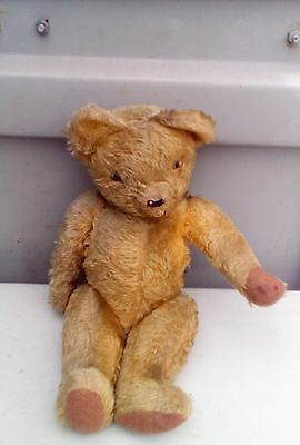 Teddy Bear large vitage 1950's - 60's collectors bear,,great condition for age