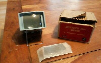35mm slide viewer Paterson 1960's