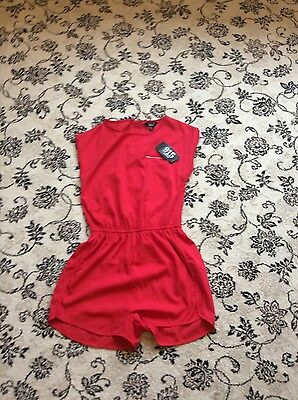 new look play suit size 12