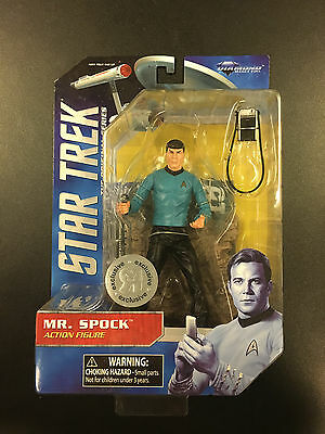 Star Trek Toys R' Us Exclusive Diamond Select Mr. Spock 2013