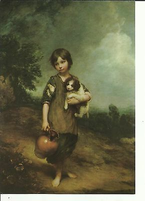 The Cottage Girl by Gainsborough