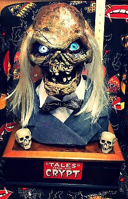 1:1 Scale Tales From The Crypt Crypt Keeper Bust