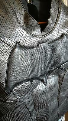 Dawn of Justice Batman UD Replicas Motorcycle leather costume suit