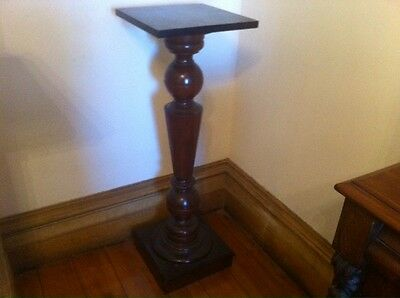 Stunning Large, Antique Style Pedestal/Plant Stand