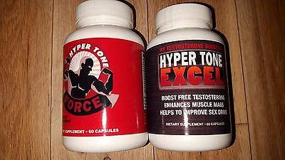 supplements | Hyper Tone Force & Hyper Tone Excel