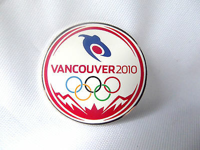 VANCOUVER 2010 Olympic Rogers Sportsnet Pin Lmt Employee Only Pin