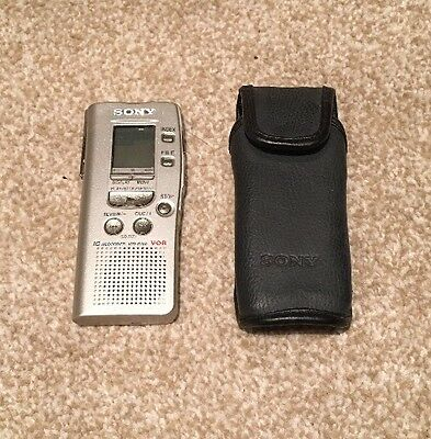 Sony IC Recorder ICD-R100 Dictaphone