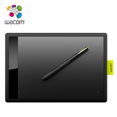 Wacom CTL471 ONE Small Graphic Tablet, PC / Mac, Drawing Tablet with Pen
