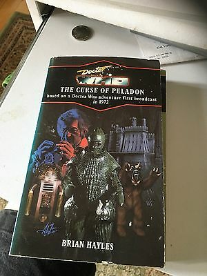 Doctor Who and the Curse of Peladon by Brian Hayles (Paperback, 1980)