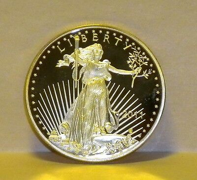 Liberty Commemorative Novelty 50 Cent Coin 2011