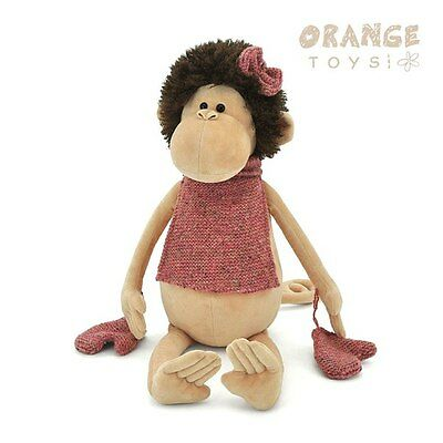 "PLUSH Soft toys Jozzi the Monkey 15"" inch"