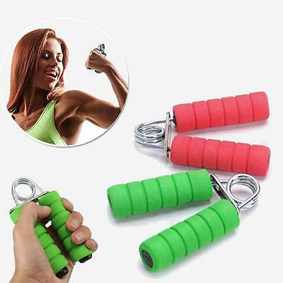 Hand Grippers Wrist Developer Sponge Arm Strength Grippers Training Train Grip