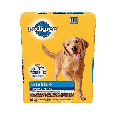 Pedigree Vitality Plus Original Dry Food for Dogs, 14kg